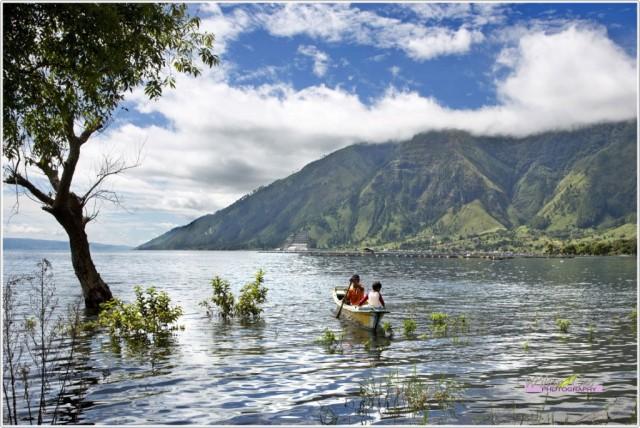 Keindahan Danau Toba