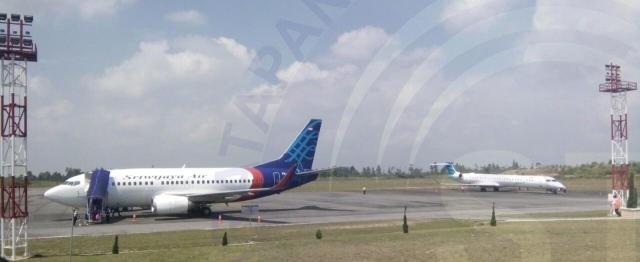 Bandara Silangit Siborongborong